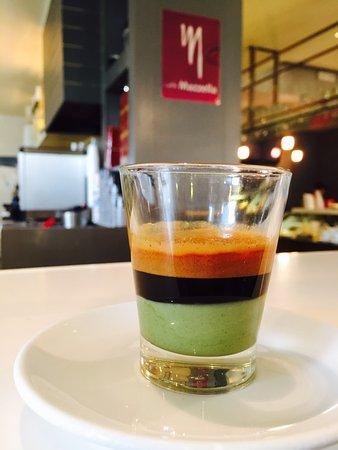 Pedara, Italia: Caffè Mazzella
