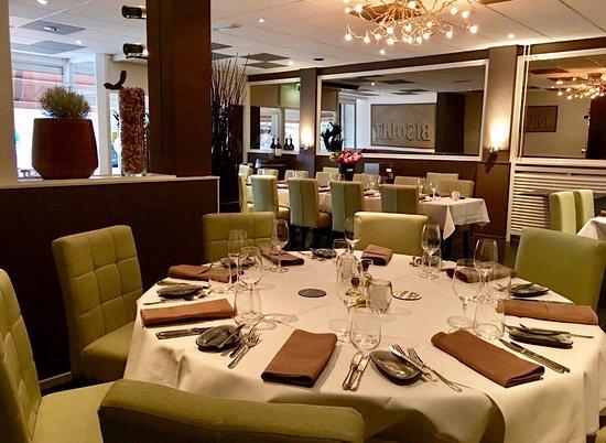 Voorburg, The Netherlands: Fantastisch intiem restaurant met passie voor het vak!