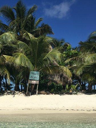 Placencia, Belize: Private Island