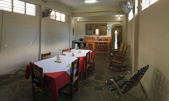 Hostal villa coralia perfect place to stay!