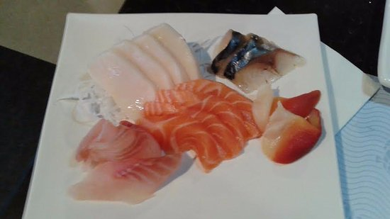 Dartmouth, Canada: The Sushimi is always superfresh....It's like a party in your mouth