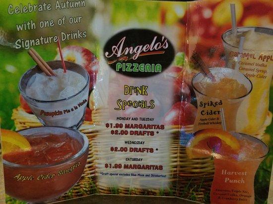 Dixon, IL: Angelo's III