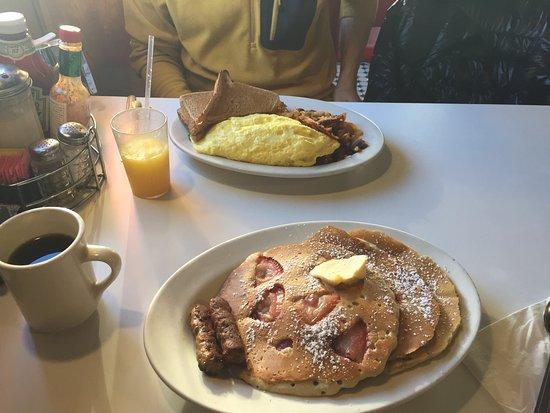 リヴィア, マサチューセッツ州, Frank's Suffolk Diner