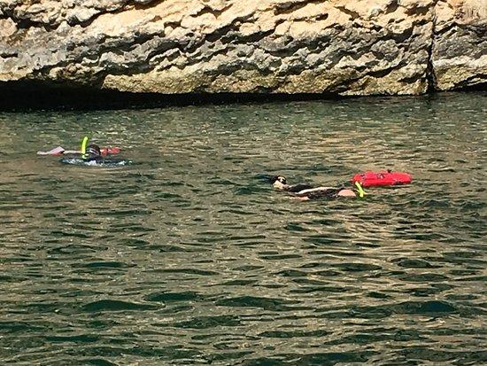 La Cruz, Κόστα Ρίκα: Snorkeling in a beautiful location
