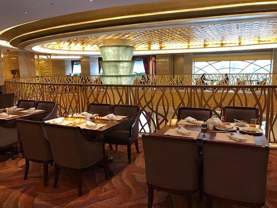 Radisson Blu Hotel Shanghai New World Lunch Buffet