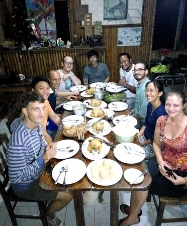 Jagna, Philippines: Thanksgiving without the turkey