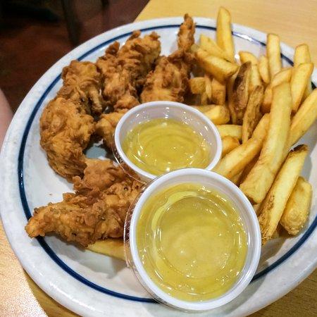 Fort Stockton, TX: Kids So-so Chicken Fingers