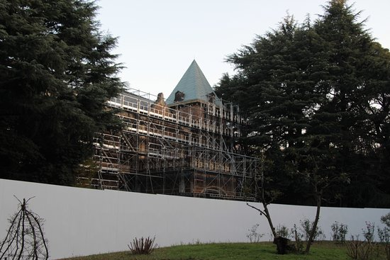 ميغورو, اليابان: 洋館は工事中