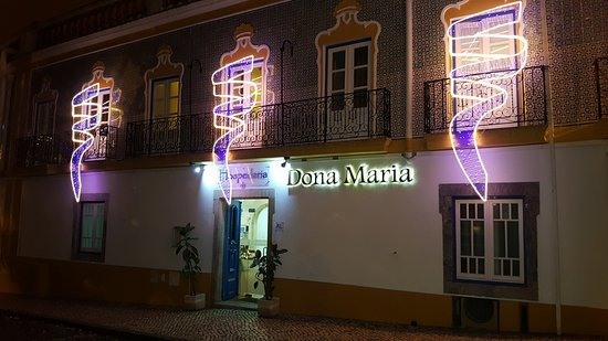 Beja, Portugal: Ristorante Pizzeria Hospedaria Dona Maria