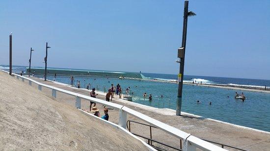 Newcastle, أستراليا: Ocean Baths