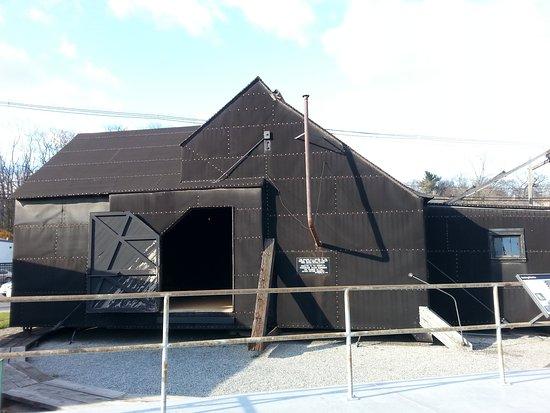 Thomas Edison National Historical Park: The Black Maria (Move Studio)