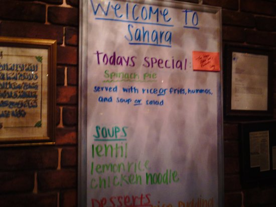 Maumee, OH : Specials