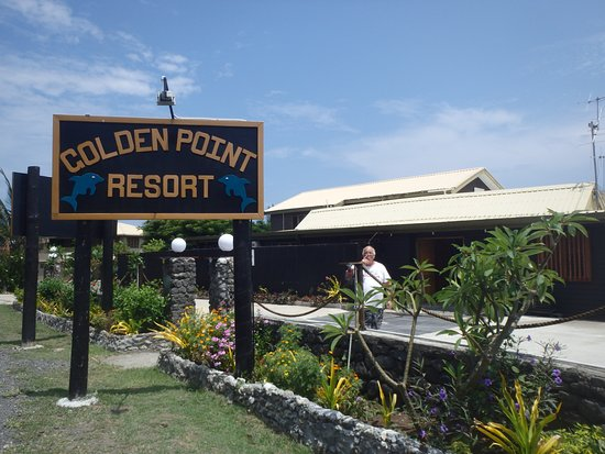 Rakiraki, Φίτζι: new front sign
