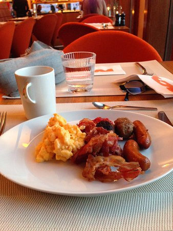 Avalon Hotel: Breakfast buffet