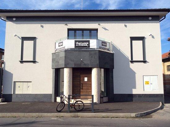 Lucenec, Eslováquia: Entrance