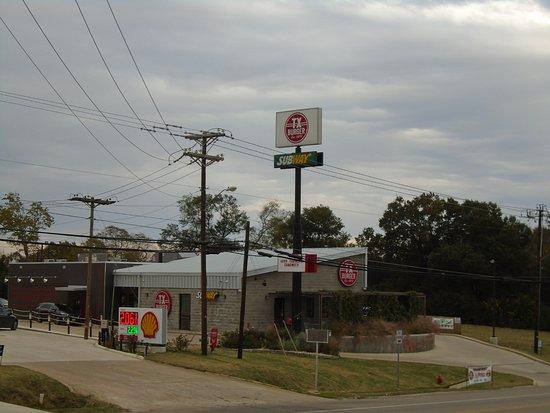 Centerville, TX: Subway