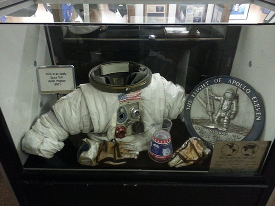 Michigan Military and Space Heroes Museum: 20161203_135721_large.jpg