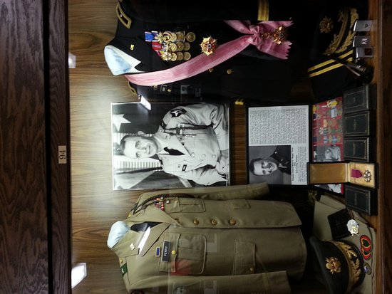 Michigan Military and Space Heroes Museum: 20161203_134546_large.jpg