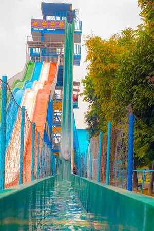 Sozo Water Park : Ride the Slde