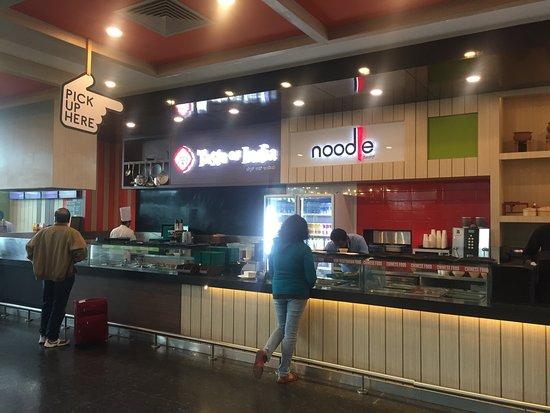 Good Option At Airport Reviews Photos Taste Of India Tripadvisor