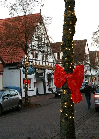 Wunstorf, Alemania: Advent in Steinhude
