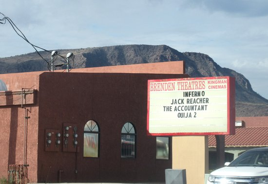 Kingmen 4 - Brenden Theaters: Kingman 4 - Brenden Theaters, Kingman, Arizona