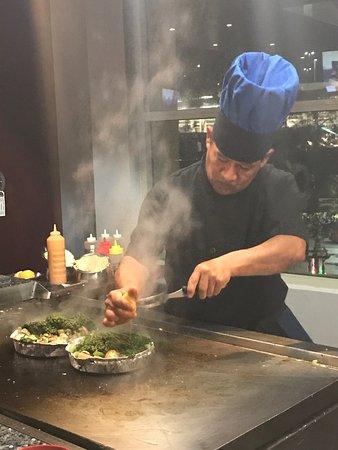 Mission Viejo, Kalifornien: Riptide Rockin' Sushi & Teppan Grills