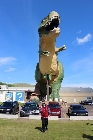World's Largest Dinosaur: photo1.jpg
