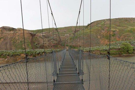 Rosedale Suspension Bridge: photo1.jpg