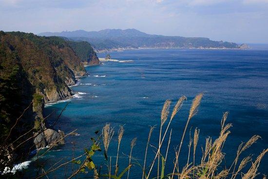 田野畑村, 岩手県, 鵜の巣断崖