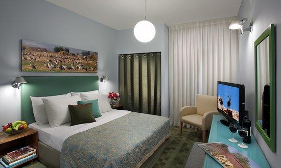 Hotel Prima Galil: Guestroom