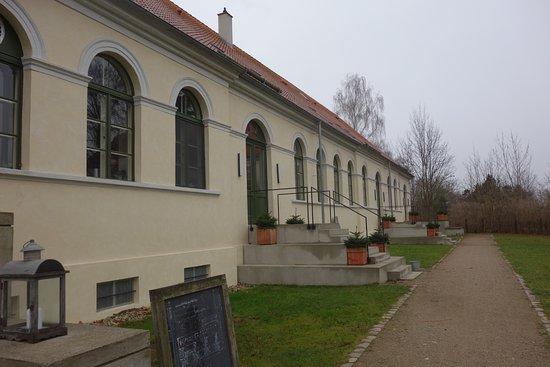 Kavaliershaus Suitehotel am Finckener See Bild
