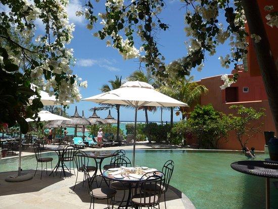 La Palmeraie Hotel: RESTAURANT DEJEUNER