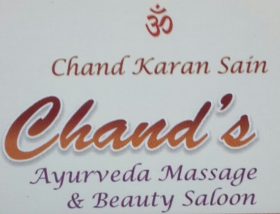 Chand's Massage & Beauty Salon
