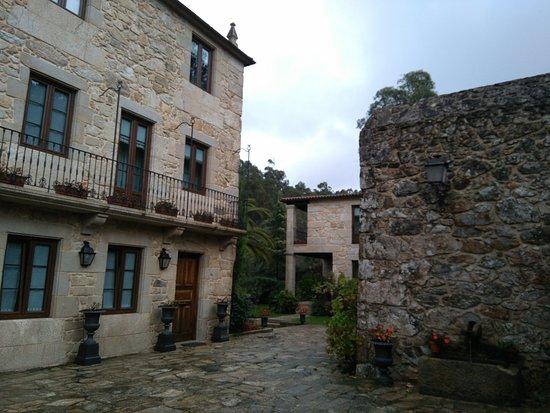 Caldas de Reis, Spagna: Construcciones