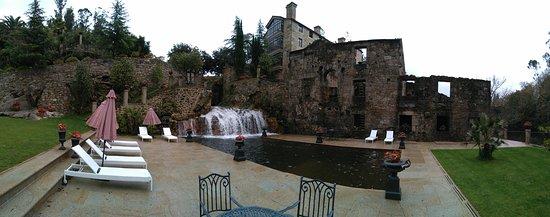 Caldas de Reis, Spagna: Vistas del hotel