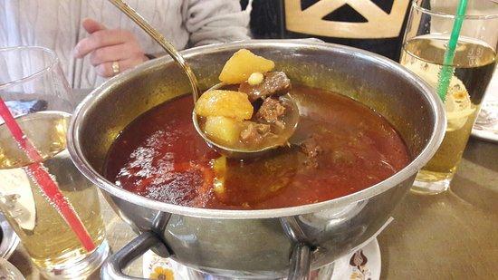 Lajosmizse, ฮังการี: Delicious!
