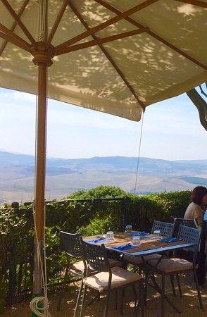 Terrazza Val D\'Orcia - Picture of Terrazza Val D\'Orcia, Pienza ...