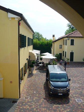 Tessera, Italia: Ресепшн и ресторан