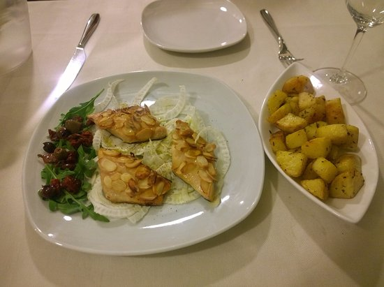 Osteria del 4: Filetti di pesce