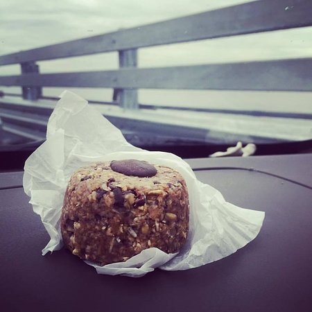 Handmade Vashon Trail Cookie!   Raw Vegan GF