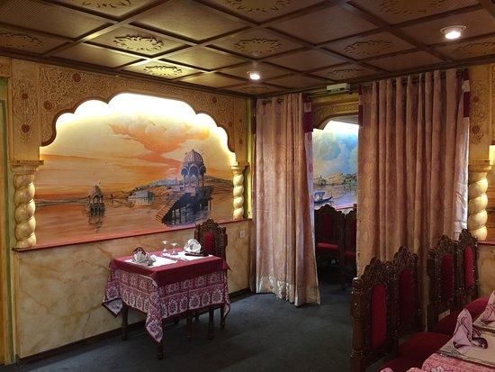 Saint Herblain, France: Restaurant Rajasthan