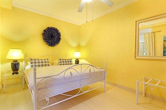Gordon's Bay, Sudáfrica: Mediterranean suite bedroom
