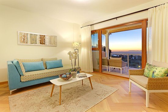 Gordon's Bay, Sudáfrica: 50 Shades of Blue Executive Suite