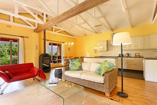Gordon's Bay, África do Sul: Coral Tree self-catering suite