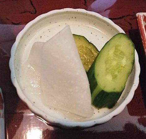 Miyakonojo, Japan: 香の物
