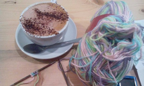 Bantry, Ireland: Knitting & Sipping