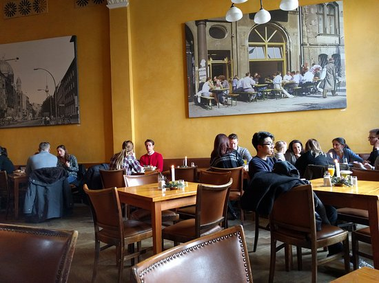 Cafe Orange : Great atmosphere