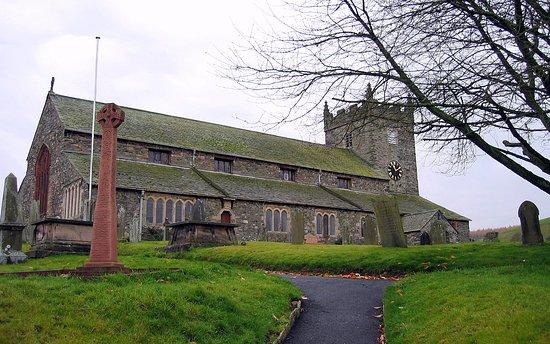 Hawkshead, UK: 教 会