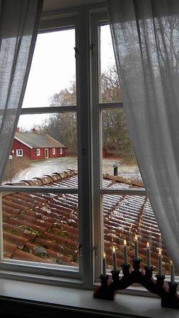 Lagan, Suecia: Utsikt från rummet